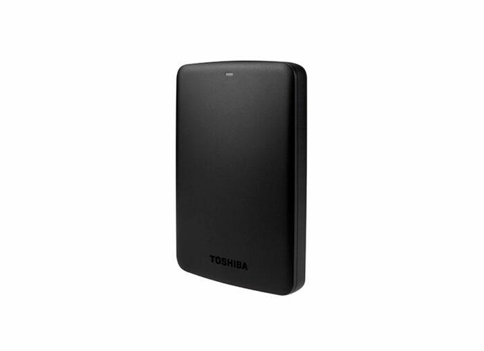 DISCO EXTERNO TOSHIBA 1TB CANVIO BASICS USB 3.0 - 00010102 1 - R&M Portátiles
