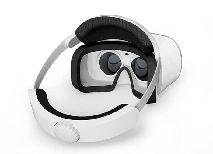 LENTES DE REALIDAD VIRTUAL LENOVO MIRAGE SOLO DAYDREAM VR-1541F BLANCO - 00478002 - R&M Portátiles