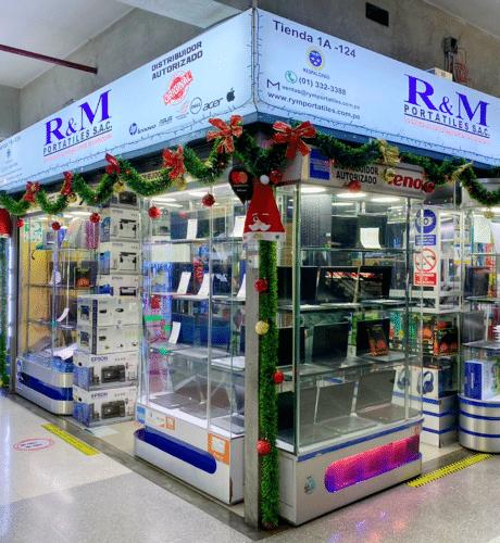 Nuestras tiendas - 124 - R&M Portátiles