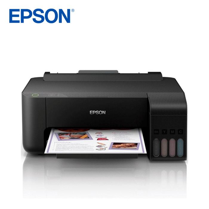 IMPRESORA EPSON L1110 ECOTANK - EPSON L1110 - R&M Portátiles