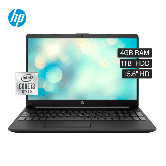 "LAPTOP HP 250 G7 INTEL CORE I3 1005G1 RAM 4GB DISCO 1TB HDD 15.6"" HD FREEDOS - HP 250 G7 15.6 - R&M Portátiles"