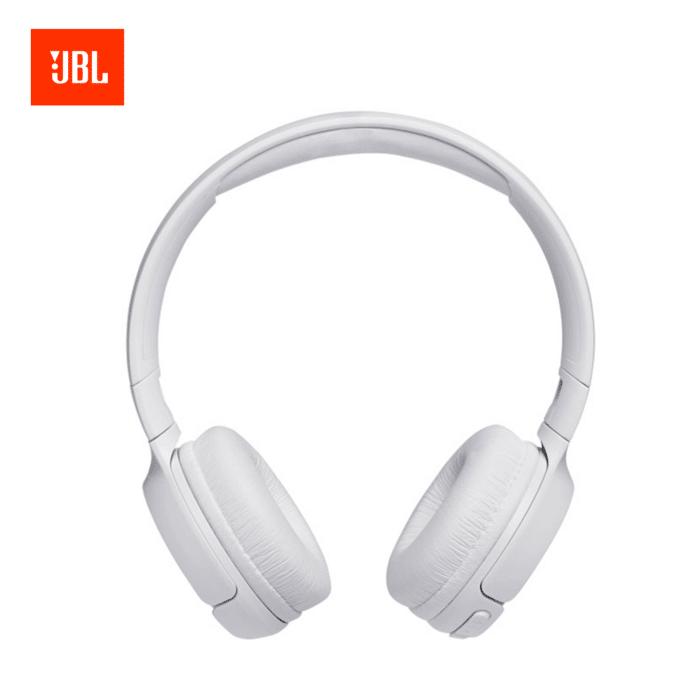 AURICULARES JBL T500 ON-EAR INALAMBRICO WHITE - JBL T500 1 - R&M Portátiles