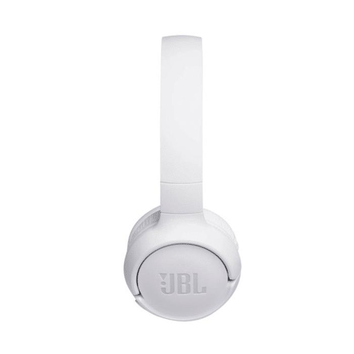AURICULARES JBL T500 ON-EAR INALAMBRICO WHITE - JBL T500 2 - R&M Portátiles