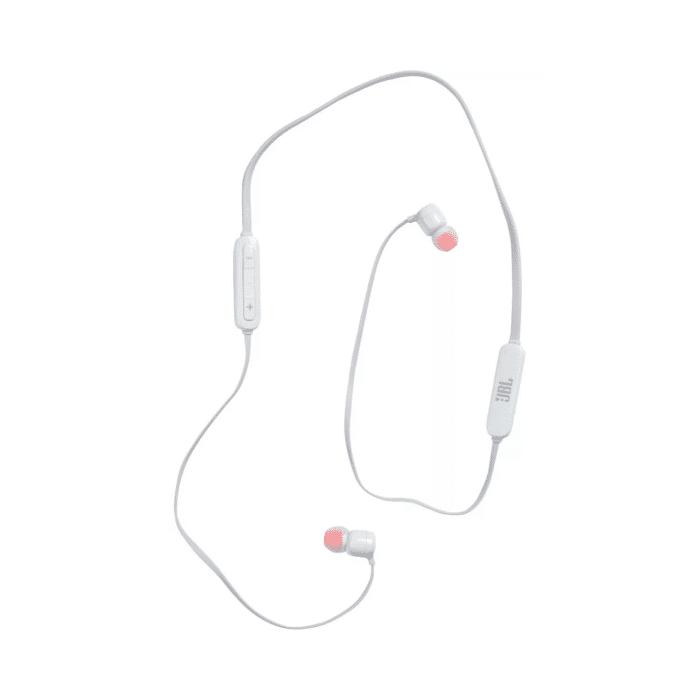 AURICULARES JBL T110 BLUETOOTH IN-EAR WHITE - JBL WHITE 3 - R&M Portátiles