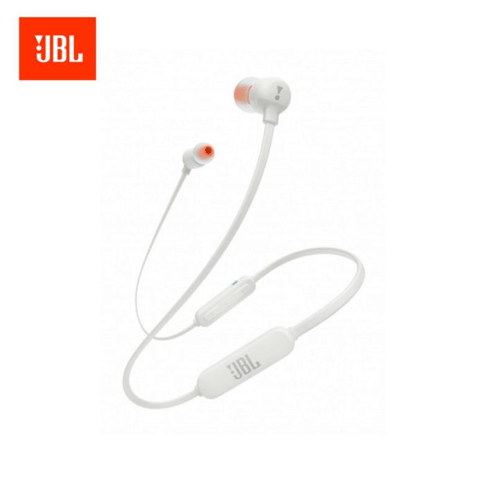 AURICULARES JBL T110 BLUETOOTH IN-EAR WHITE - JBL WHITE BT 1 - R&M Portátiles