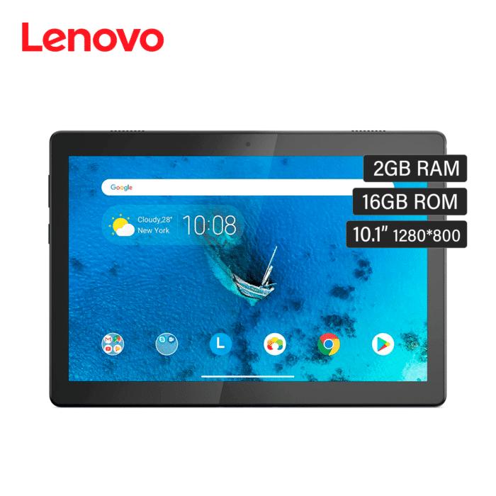 """TABLET LENOVO TAB M10 X505L RAM 2GB DISCO 16GB 10.1"""" HD ANDORID 9.0 WIFI/BLUETOOTH - TAB M10 1 - R&M Portátiles"""