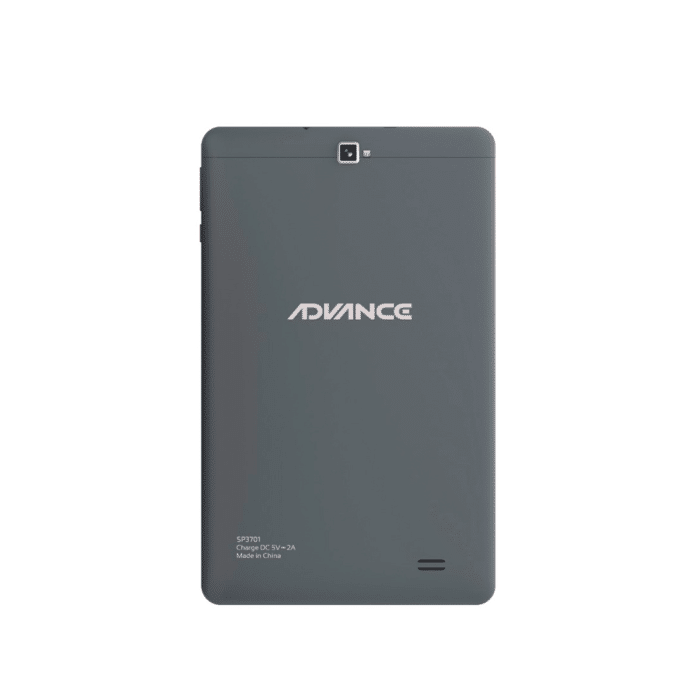 "TABLET ADVANCE SP3701 10.1"" HD RAM 2GB ALMACENAMIENTO 16GB DUAL SIM 3G ANDROID 9.0 - TABLET ADVANCE 2 - R&M Portátiles"