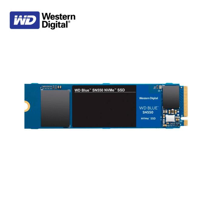 DISCO SOLIDO WESTERN DIGITAL BLUE 1TB M.2 2280 3D NAND - WESTER DIGITAL SN550 BLUE 1TB - R&M Portátiles