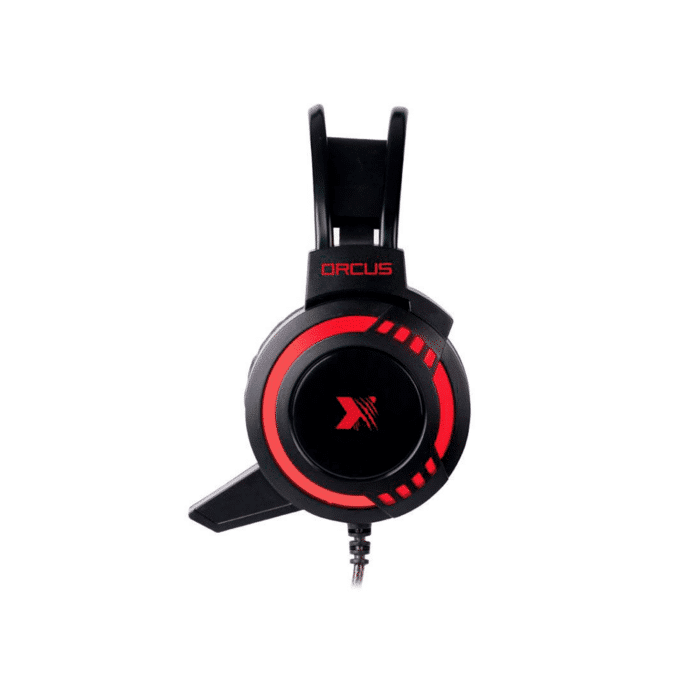 AUDIFONO C/MICROFONO XBLADE GAMING ORCUS 7 LIGHT BLACK/RED - XBLADE ORCUS 2 - R&M Portátiles
