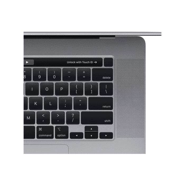 "LAPTOP MACBOOK PRO A2141 INTEL CORE I9 2.30 GHZ RAM 16GB DISCO 1TB SSD VIDEO 4GB 16"" RETINA TOUCH BAR 2019 - Apple 16 MacBook Pro 3 - R&M Portátiles"