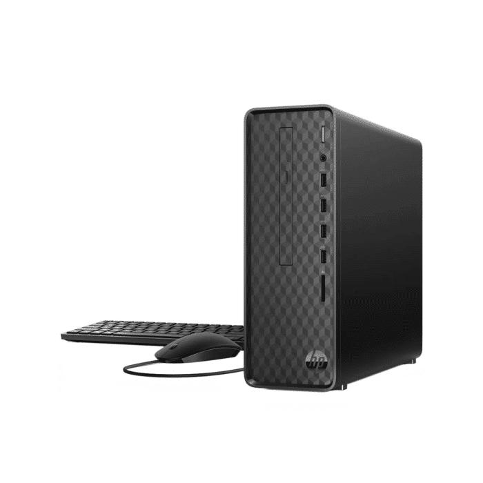 "COMPUTADORA HP SLIM S01-PF100BLA INTEL CORE I3-1021 RAM 4GB DISCO 1TB HDD 22.1"" FHD WINDOWS 10 - PC HP I3 3 - R&M Portátiles"