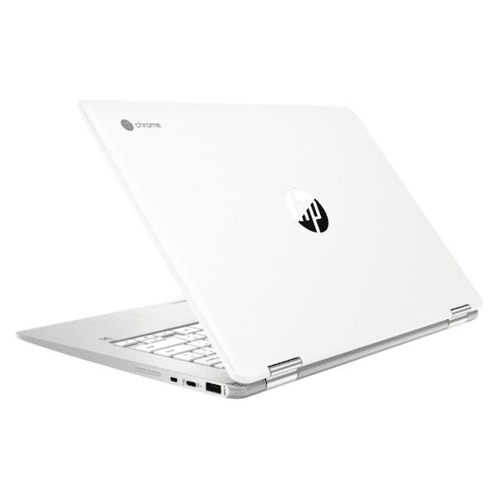 "LAPTOP HP CHROMEBOOK X360 14B-CA0013DX INTEL CELERON N4000 RAM 4GB DISCO 32GB EMMC 14"" HD CHROME OS - 14B CA0023DX 5 1 - R&M Portátiles"