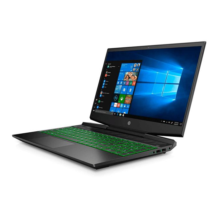 "LAPTOP HP PAVILION GAMING 15-EC1037LA AMD RYZEN 5 4600H RAM 8GB DISCO 512GB SSD VIDEO 4GB 15.6"" FHD WINDOWS 10 - PAVILION GTX 1050 3 VIDEO 1 - R&M Portátiles"