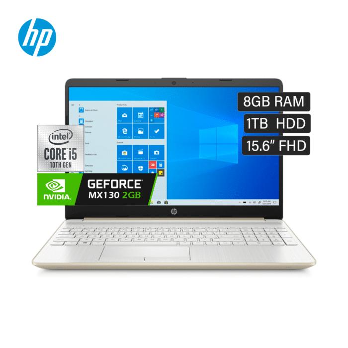 "LAPTOP HP 15-DW1061LA INTEL CORE I5 10210U RAM 8GB DISCO 1TB HDD VIDEO 2GB 15.6"" FHD WIND 10 - 15 dw1061la - R&M Portátiles"
