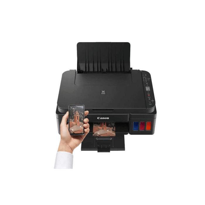 IMPRESORA MULTIFUNCIONAL CANON G3110 WIFI - CANON G3110 2 - R&M Portátiles