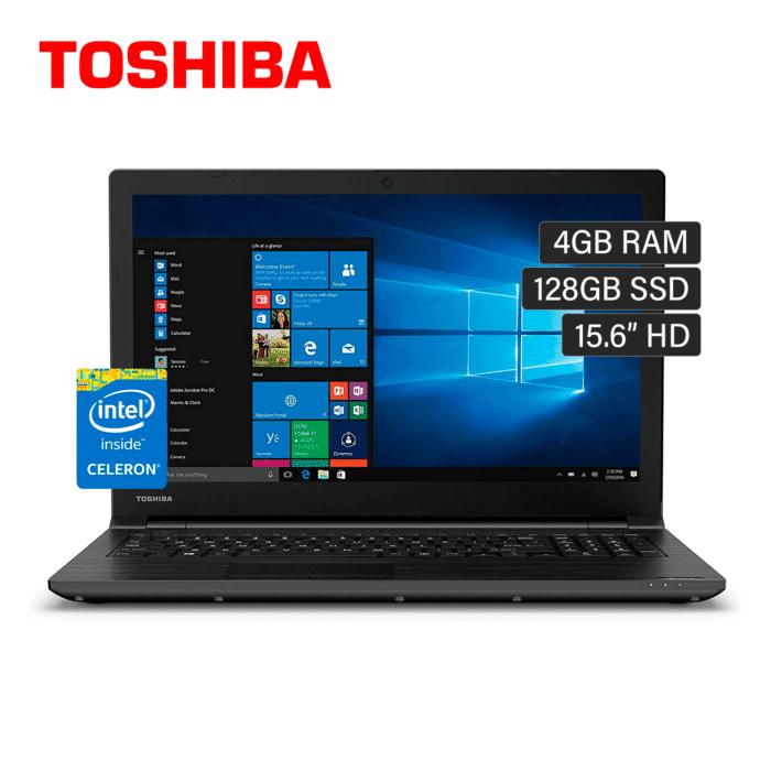 """TOSHIBA DYNABOOK TECRA A50-F INTEL CELERON 4205U RAM 4GB DISCO 128GB SSD 15.6"""" HD WINDOWS 10 PRO - DYNABOOK TECRA A50 F - R&M Portátiles"""