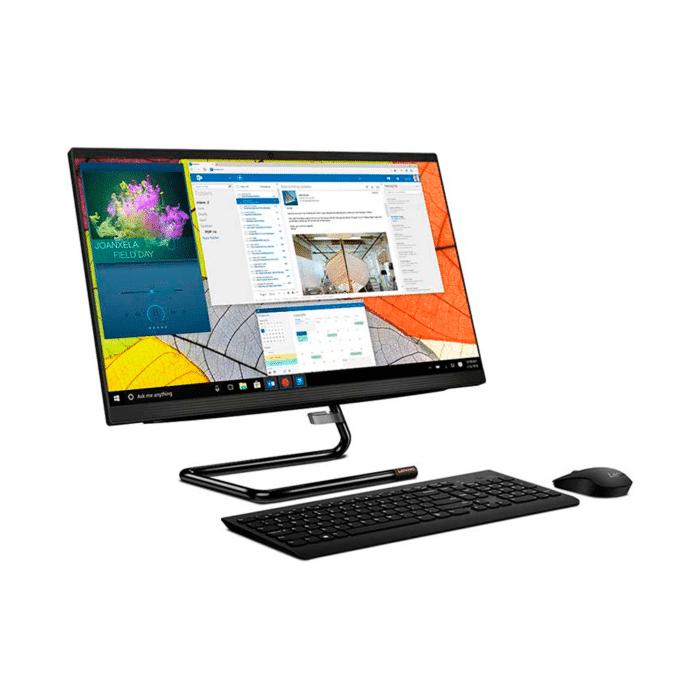 "LENOVO IDEACENTRE 3 27IMB05 INTEL CORE I7 10700T RAM 16GB DISCO 1TB + 256GB SSD 27"" FHD WINDOWS 10 - IDEACENTRE 27 2 - R&M Portátiles"