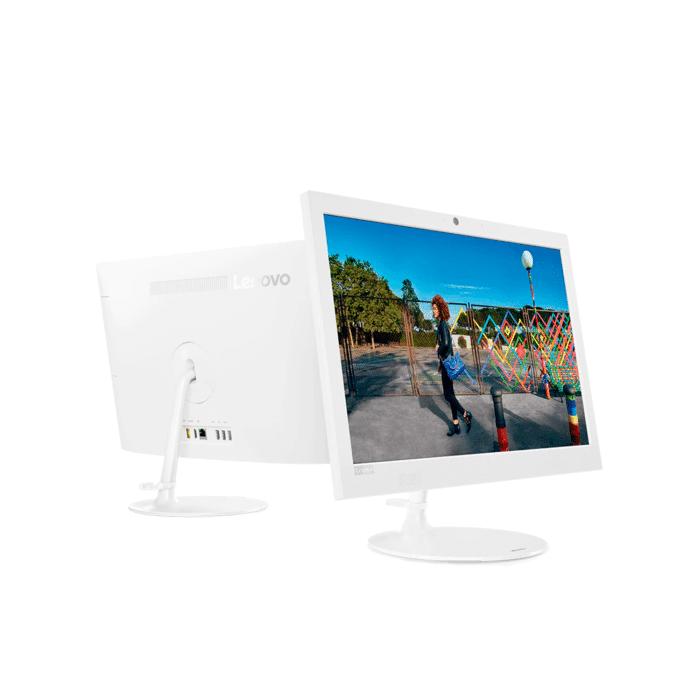 "LENOVO AIO IDEACENTRE 330-20IGM INTEL J4025 RAM 8GB DISCO 1TB HDD 19.5"" FHD WINDOWS 10 HOME - LENOVO IDEACENTRE 1 - R&M Portátiles"