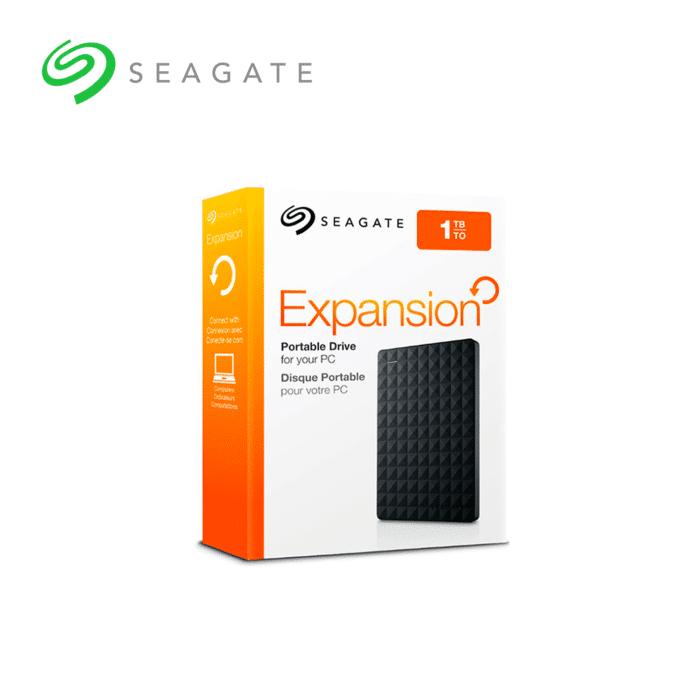 DISCO EXTERNO SEAGATE BASICS 1TB - SEAGATE 1TB - R&M Portátiles