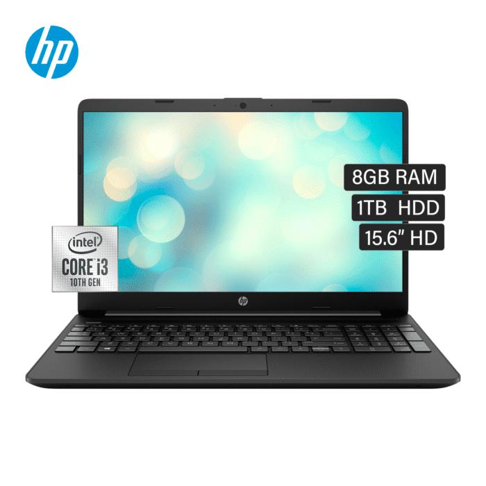 "LAPTOP HP 250 G7 INTEL CORE I3 1005G1 RAM 8GB DISCO 1TB HDD 15.6"" HD FREEDOS - 250 G7 1 - R&M Portátiles"
