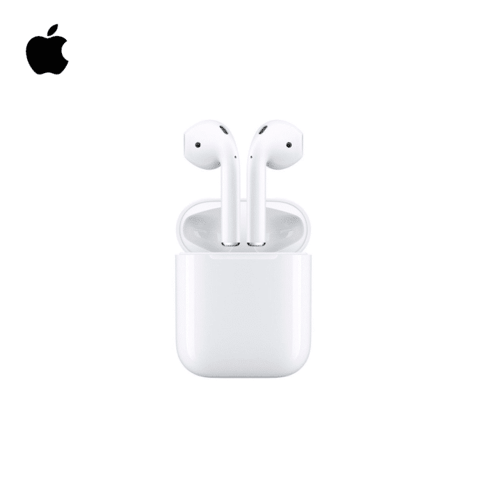 AIRPODS WITH CHARGING CASE BLANCO - AIRPODS1 - R&M Portátiles