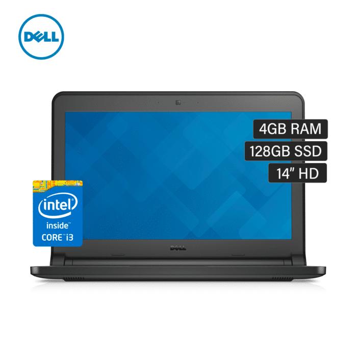 """LAPTOP DELL LATITUDE 3350 INTEL CORE I3 5005U RAM 4GB DISCO 128GB SSD 14"""" HD WINDOWS PRO - DELL LATITUDE 3350 - R&M Portátiles"""