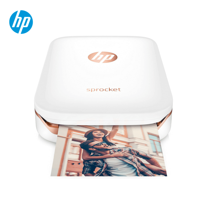 HP SPROCKET PHOTO PRINTER (WHITE) - HP SPROCKET - R&M Portátiles