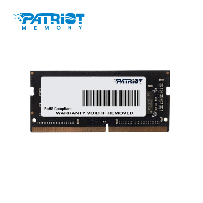 MEMORIA PARA LAPTOP PATRIOT SIGNATURE 8GB DDR4 2666 CL 19 - MEMORIA RAM PATRIOT - R&M Portátiles