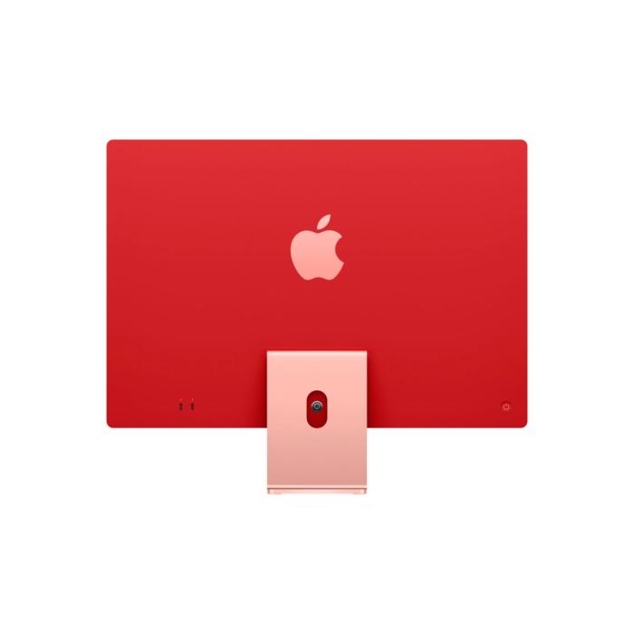 "IMAC A2439 CHIP M1 RAM 16GB DISCO 256GB SSD 24"" RETINA AÑO 2021 ROSADO US - IMAC A2438 PINK 2 - R&M Portátiles"