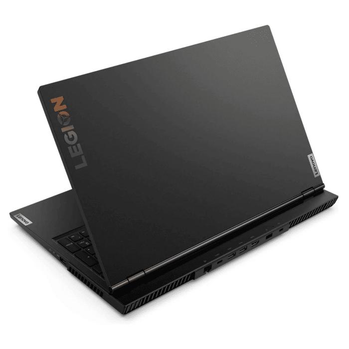 "LAPTOP LENOVO LEGION 5 15IMH05H INTEL CORE I7 10750H RAM 8GB DISCO 512GB SSD VIDEO 4GB 15.6"" FHD WINDOWS 10 - LENOVO LEGION 5 4 - R&M Portátiles"