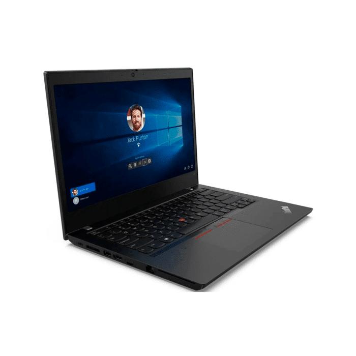"LAPTOP LENOVO THINKPAD L480 INTEL CORE I7 8550U RAM 8GB DISCO 1TB HDD 14"" HD WINDOWS 10 PRO - THINKPAD L14 2 - R&M Portátiles"