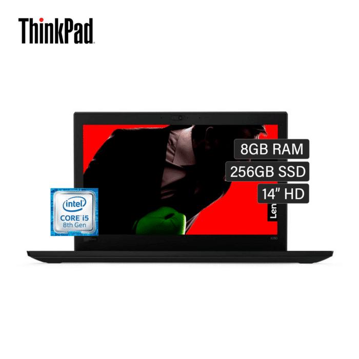 "LAPTOP LENOVO THINKPAD X280 INTEL CORE I5 8350U RAM 8GB DISCO 256GB SSD 12.5"" HD WINDOWS 10 PRO - THINKPAD X280 - R&M Portátiles"