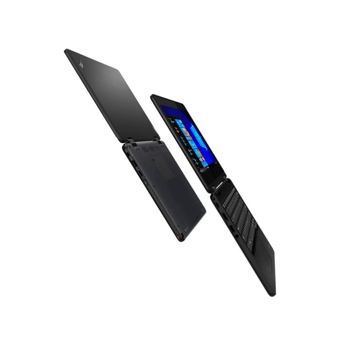 "LENOVO THINKPAD YOGA INTEL CORE I3 6100U RAM 8GB DISCO 128GB SSD TOUCH 11.6"" HD WINDOWS 10 PRO - THINKPAD YOGA 2 1 - R&M Portátiles"