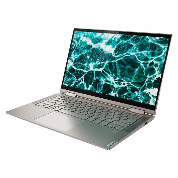 "LAPTOP LENOVO YOGA C740-15IML INTEL CORE I7 10510U RAM 8GB DISCO 512GB SSD 14"" FHD TACTIL WINDOWS 10 - C740 15IML 3 - R&M Portátiles"