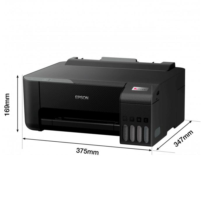 IMPRESORA EPSON ECOTANK L1210 - Epson L1210 1 - R&M Portátiles