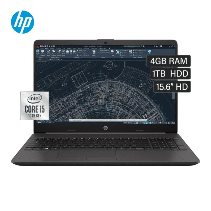 "LAPTOP HP 250 G8 INTEL CORE I5 1035G1 RAM 4GB DISCO 1TB HDD 15.6"" HD FREEDOS + MOCHILA BACKPACK PRO - HP 250 G8 - R&M Portátiles"