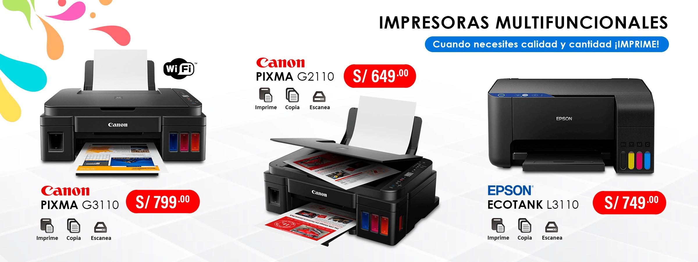 Home - IMPRESORA BANNER - R&M Portátiles
