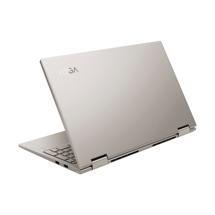 "LAPTOP LENOVO YOGA C740-15IML INTEL CORE I5 10210U RAM 8GB DISCO 512GB SSD + 32GB OPTANE 15.6"" FHD TACTIL WINDOWS 10 - YOGA C740 15IML C - R&M Portátiles"