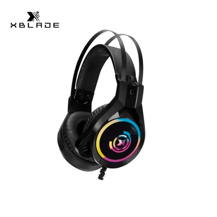 AUDIFONO XBLADE GAMING BANSHEE ESTÉREO RGB - audifono - R&M Portátiles