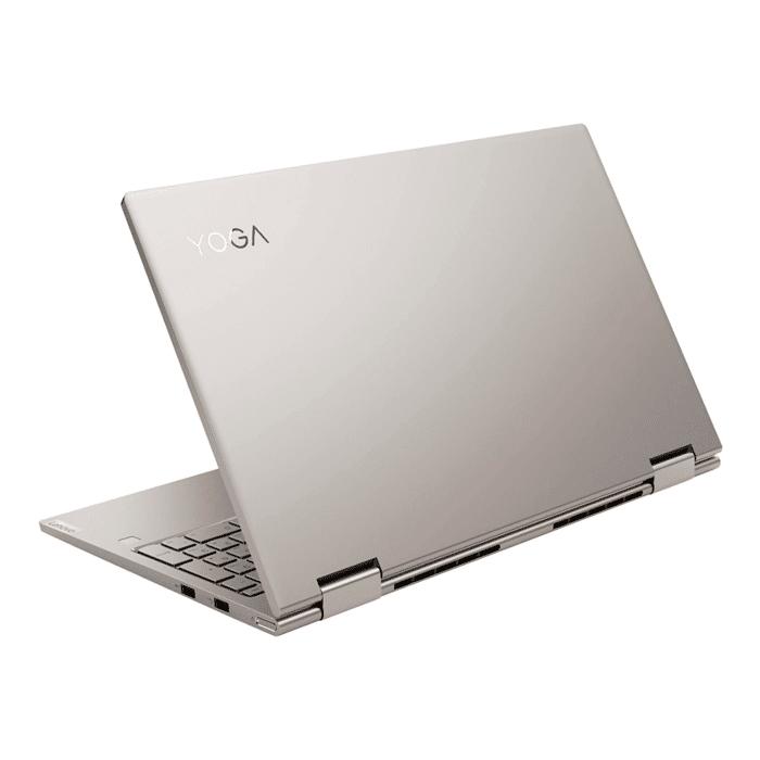 "LAPTOP LENOVO YOGA C740-15IML INTEL CORE I7 10510U RAM 12GB DISCO 512GB SSD 15.6"" FHD TACTIL WINDOWS 10 - lenovo yoga 15.6 4 - R&M Portátiles"