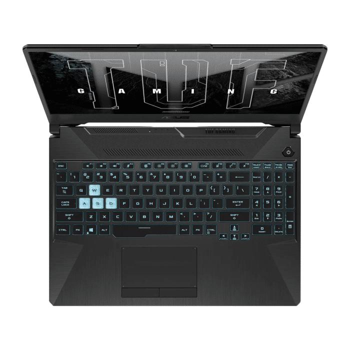 "LAPTOP ASUS TUF FX506H INTEL CORE I5 11400H RAM 8GB DISCO 512GB SSD VIDEO 4GB 15.6"" FHD WINDOWS 10 - ASUS TUF FX506H 3 - R&M Portátiles"
