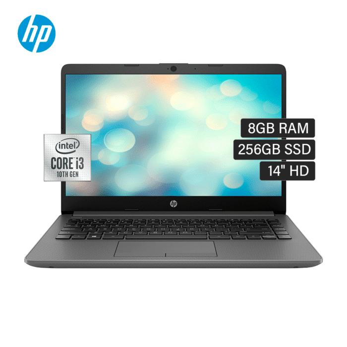 "LAPTOP HP 14-CF2519LA INTEL CORE I3 10110U MEMORIA 8GB DISCO 256GB SSD 14"" HD FREEDOS - HP 14 CF2519LA 4 - R&M Portátiles"
