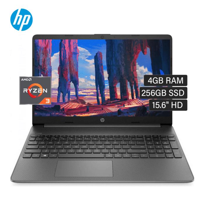 "LAPTOP HP 15-EF1021LA RYZEN 3 4300U RAM 4GB DISCO 256GB SSD 15.6"" HD FREEDOS - HP 15 EF1021LA 0 - R&M Portátiles"