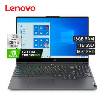 8 consejos para alargar la duración de la batería de tu laptop - LENOVO LEGION S7 - R&M Portátiles