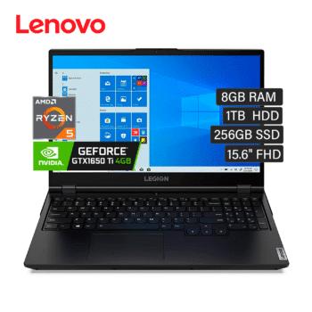 8 consejos para alargar la duración de la batería de tu laptop - Legion 5 Ryzen - R&M Portátiles