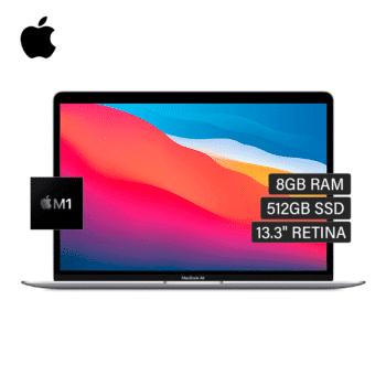 Diferencias entre MacBook Pro y Macbook Air con M1 - MACBOOK AIR A2337 GRIS ESPACIAL - R&M Portátiles