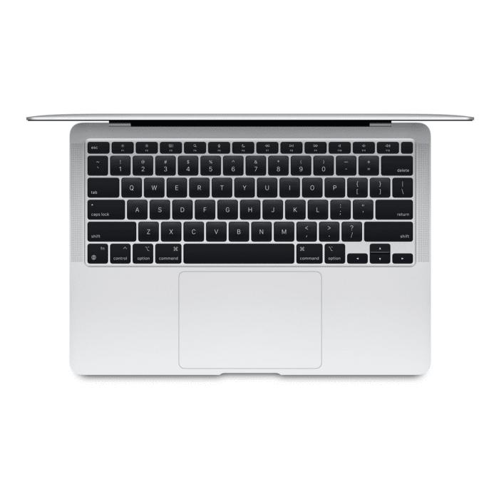 """MACBOOK AIR A2337 CHIP M1 RAM 8GB DISCO 256GB SSD 13.3"""" RETINA AÑO 2021 SILVER US - MacBook Air Silver 2020 1 - R&M Portátiles"""