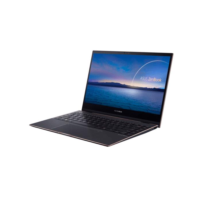 """LAPTOP ASUS ZENBOOK UX371EA-HL003T INTEL CORE I7 1165G7 RAM 16GB DISCO 1TB SSD 13.3"""" 4K TOUCH WINDOWS 10 - ASUS ZENBOOK UX371EA 1 - R&M Portátiles"""