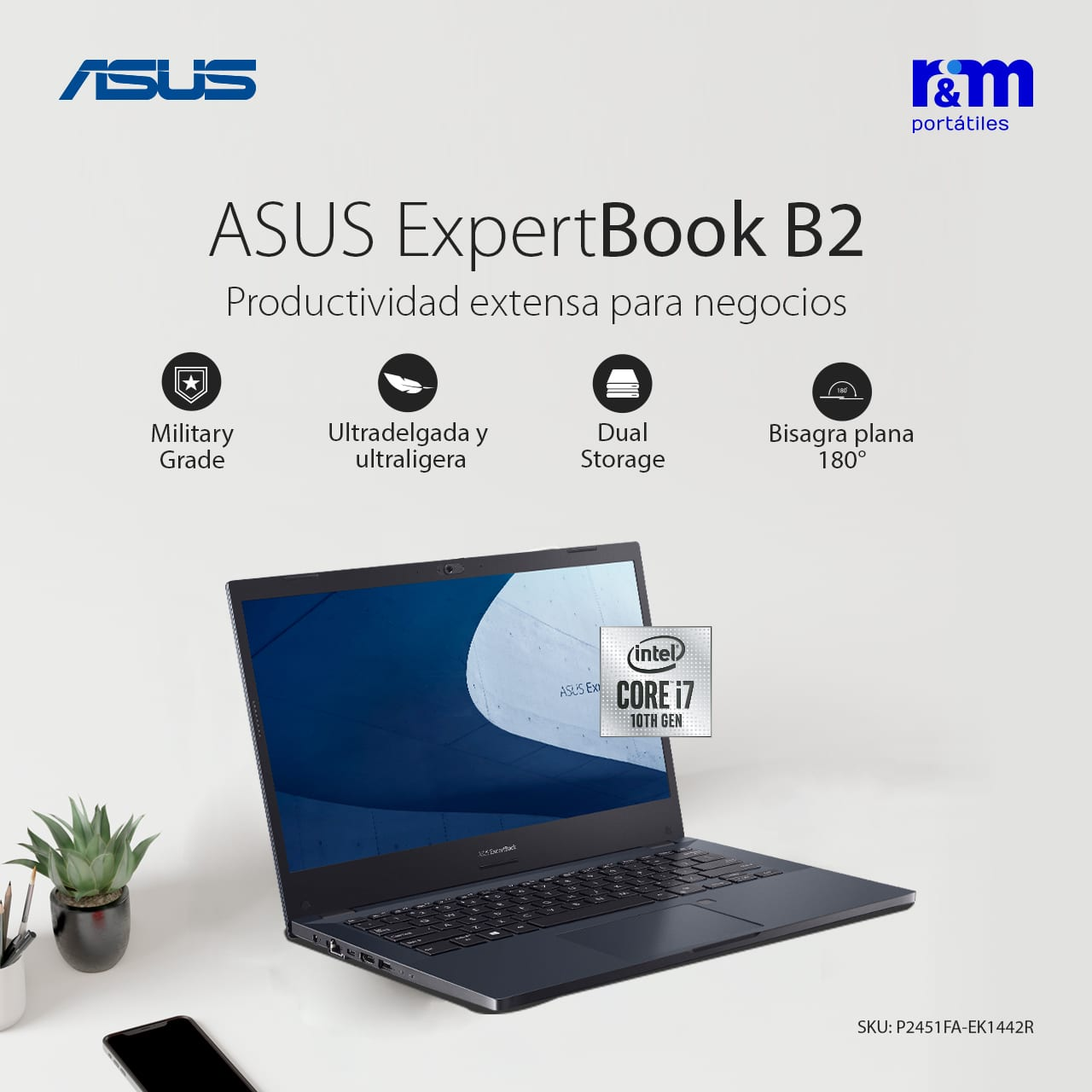 Home - Banner Facebook P245 i7 RYM portatiles - R&M Portátiles