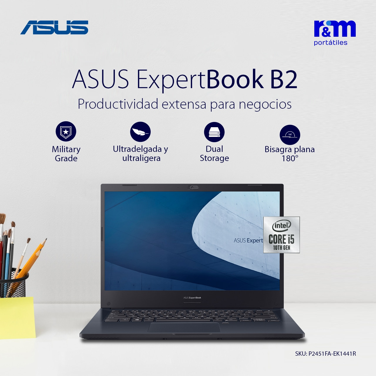 Home - Banner Facebook i5 RYM portatiles - R&M Portátiles